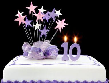 Ultimativna rojstnodnevna torta