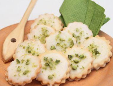 Piškoti s pistacijami