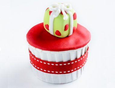 Božični marcipanovi kolački
