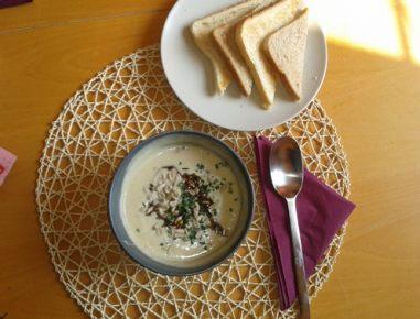 Cvetačna kremna juha