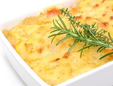 Krompirjev gratin