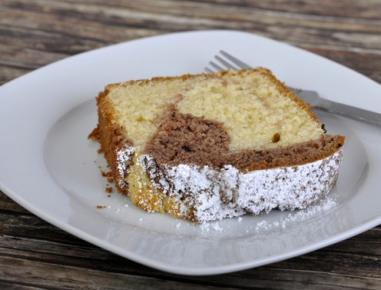 Marmorkuchen kuchen rezept