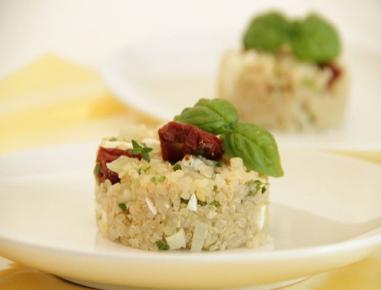 quinoa salat aus dem dampfgarer rezept. Black Bedroom Furniture Sets. Home Design Ideas