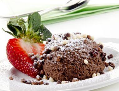 Mousse iz čokolade Toblerone