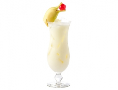 Koktajl Coconut Banana
