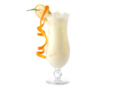 Koktajl Banana Colada