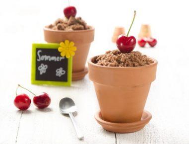 Češnjevo pecivo s čokolado