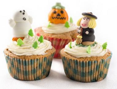 halloween cupcakes rezept. Black Bedroom Furniture Sets. Home Design Ideas