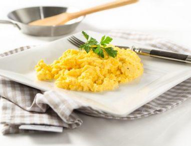 Idealna umešana jajca