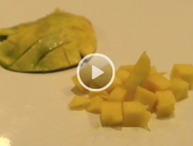 Wie Schneidet Man Mango