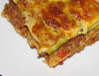 zucchini lasagne ohne bechamelsauce rezept. Black Bedroom Furniture Sets. Home Design Ideas