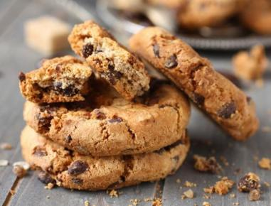 chocolate chip cookies rezept. Black Bedroom Furniture Sets. Home Design Ideas
