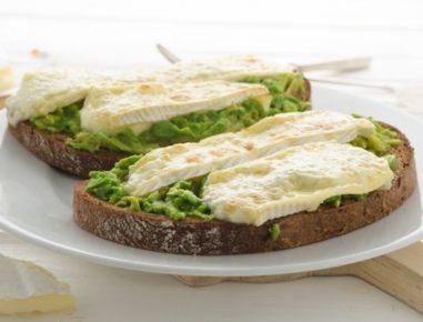 Hitri kruhki z avokadom