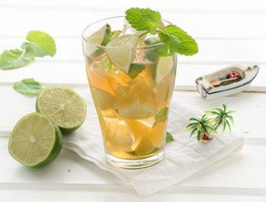 Hugo ledeni čaj