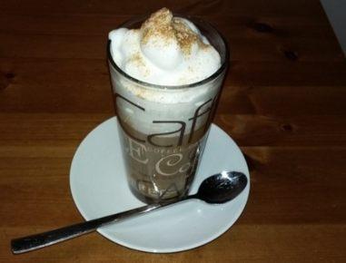 chai caff latte rezept. Black Bedroom Furniture Sets. Home Design Ideas