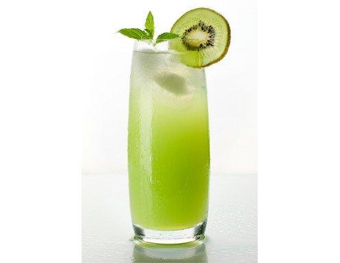 Kiwi cocktail rezept for Cocktail kiwi