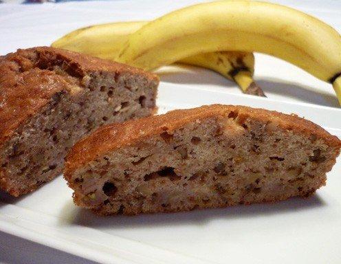 Bananen Nusskuchen Rezept Ichkoche At