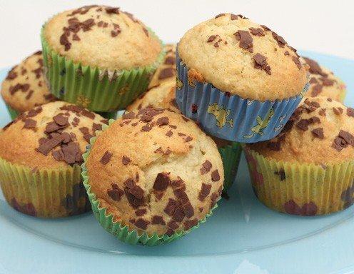 bananen kokos muffins rezept. Black Bedroom Furniture Sets. Home Design Ideas