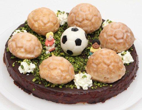 Fussball Torte