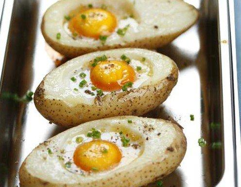 Gebackene kartoffeleier rezept - L ei weich kochen ...
