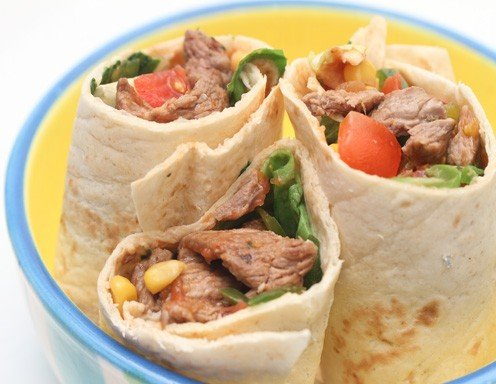 Mexican Wraps