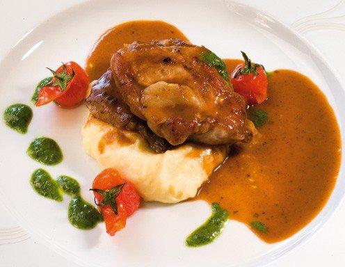 Fledermaus Österreichische Küche   Schweinsfledermaus Mit Krenpesto Rezept Ichkoche At