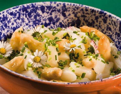 Spargelsalat rezept - Richtig spargel kochen ...