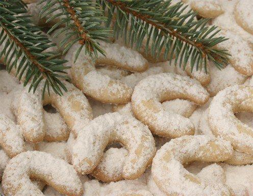 Weihnachtskekse Diabetiker.Vanillekipferln Auch Für Diabetiker