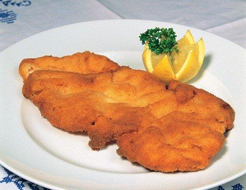 Wiener Schnitzel (Breaded Viennese Escalope)