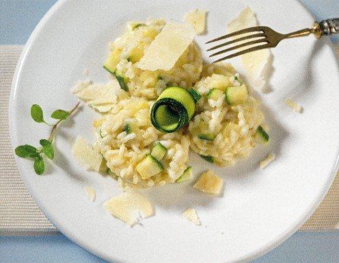 Zucchinirisotto - Rezept - ichkoche.at