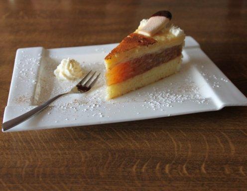Apfel Pudding Torte Rezept Ichkoche At