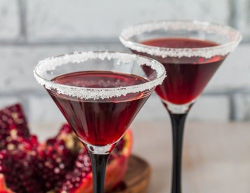 wodka mit cranberry und granatapfel rezept. Black Bedroom Furniture Sets. Home Design Ideas