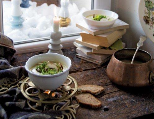 Porree kartoffel suppe rezept