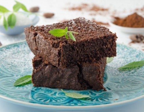 kakao kokos kuchen aus der hei luftfritteuse rezept. Black Bedroom Furniture Sets. Home Design Ideas