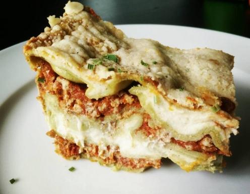 Lasagne Mikrowelle