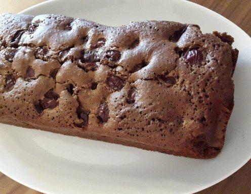 Schoko Mandel Kuchen Mit Kirschen Rezept Ichkoche At
