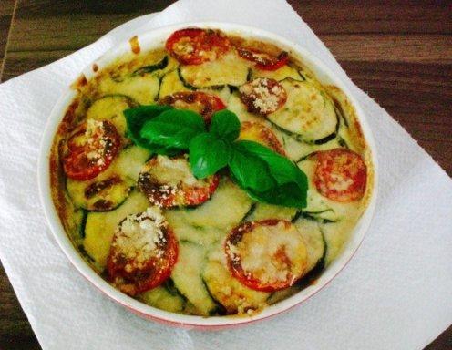 Rezept eier zucchini tomaten