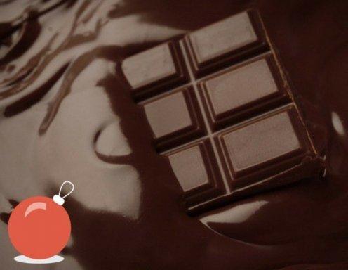 Schokolade bei 60 °C im Dampfgarer sanft schmelzen. Ergibt auch einen wunderbaren Glanz!