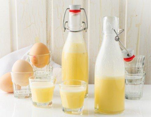 Selbstgemachter eierlik r rezept - Bilder verschenken ...