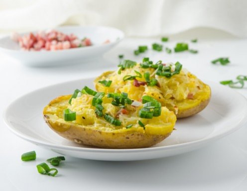 Potato Skins Rezept