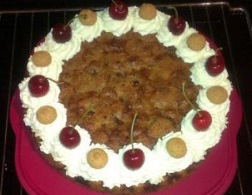 Kirsch Schoko Kuchen Rezept Ichkoche At
