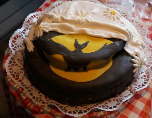 Batman Torte Rezept Ichkoche At