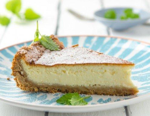 Gebackener Cheesecake