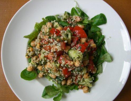 Marokkanischer Blattsalat Rezept Ichkocheat