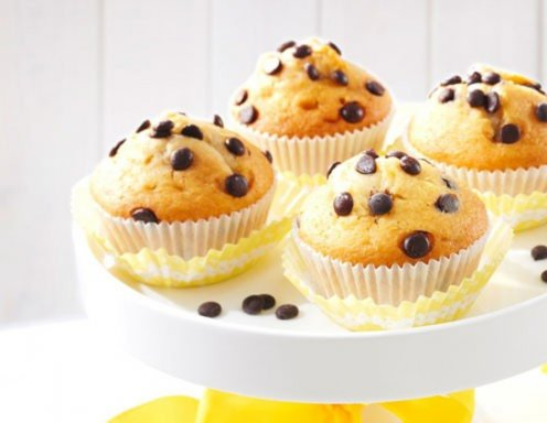 Muffins aus der Heißluftfritteuse
