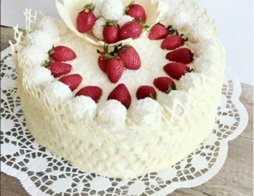 Raffaello Torte Rezept Ichkoche At