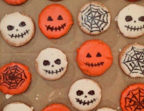 Halloween Kekse Rezept Ichkocheat