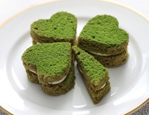 Kleeblatt Kuchen Rezept Ichkocheat