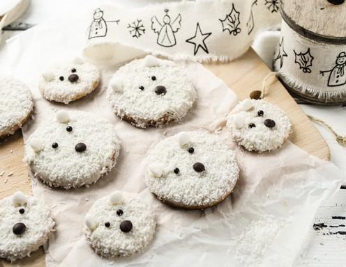 Gute Weihnachtskekse.Tierisch Gute Weihnachtskekse Ichkoche At