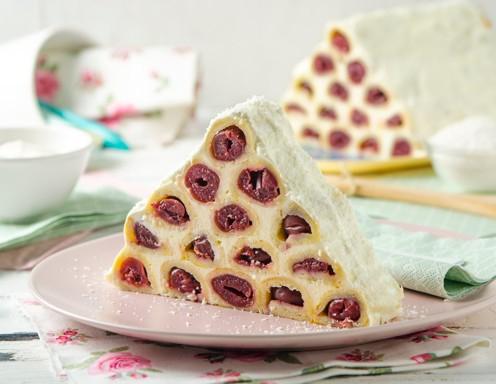 Pyramiden Kirsch Kuchen Rezept Ichkoche At